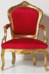 poltrona-rosso-oro