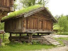 Norsk_folkemuseum_-_Bur_fra_Nedre_Nisi_i_Gransherad
