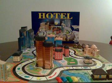 Hotel-gioco