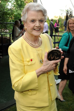 NEW YORK - JUNE 07: Actress Angela Lansbury attends the 5th Annual Made In NY Awards at Gracie Mansion on June 7, 2010 in New York City. (Photo by Bryan Bedder/Getty Images)