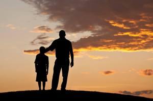 padre-figlio