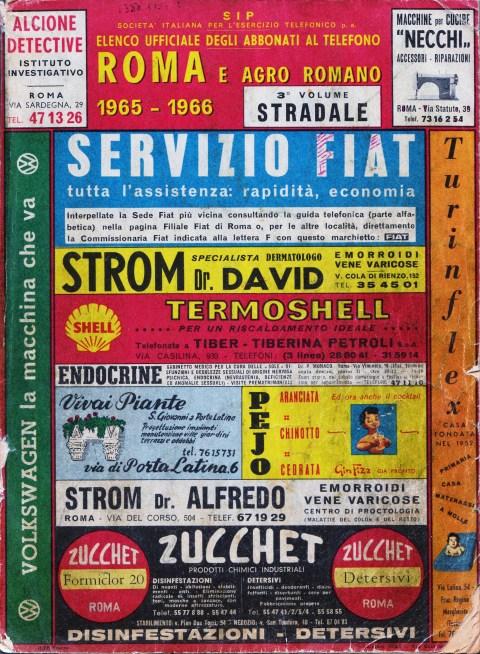 s-i-p-elenco-abbonati-roma-borgate-agro-romano-1965-1966-archivio-vannozzi